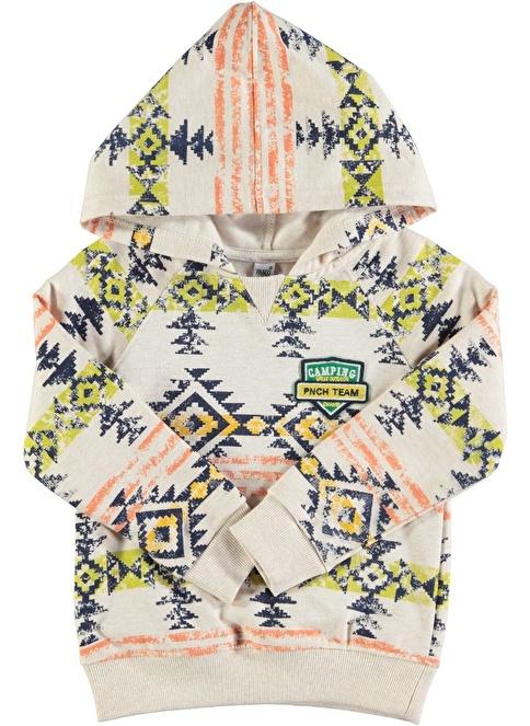 Panço Sweatshirt Bej